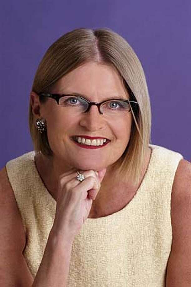 Wine writer Jancis Robinson  (HANDOUT PHOTO) Photo: HANDOUT
