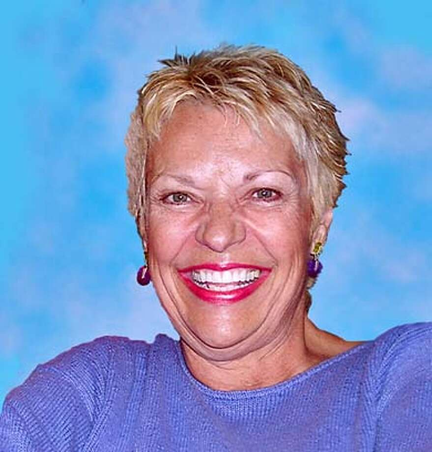 Obituary photo of Sharon Tyler Herbst. Photo: Handout