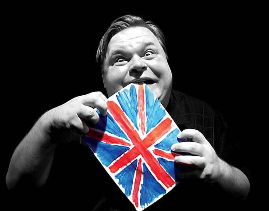Mike Daisey says a mouthful with his unscripted monologues. Photo courtesy of www.mikedaisey.com