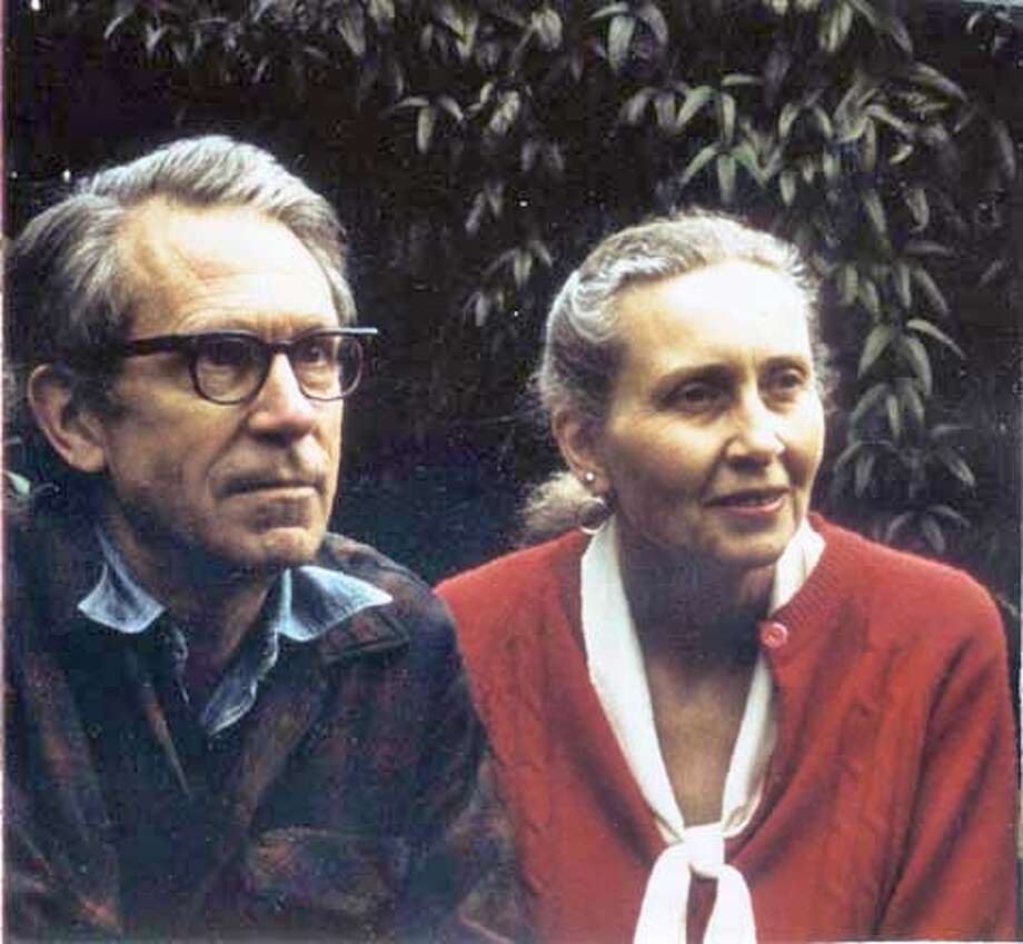Obituary photo of David and Dorothy Perkins. Photo: Handout