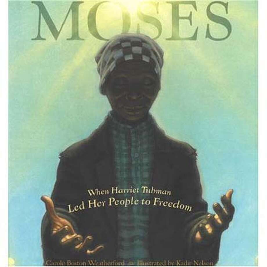 """Moses"" by Carole Boston Weatherford"