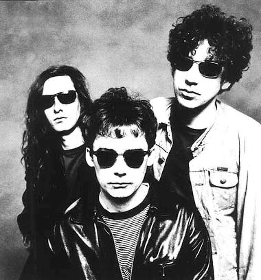 �JESUS AND MARY CHAIN CAT Photo: File Handout