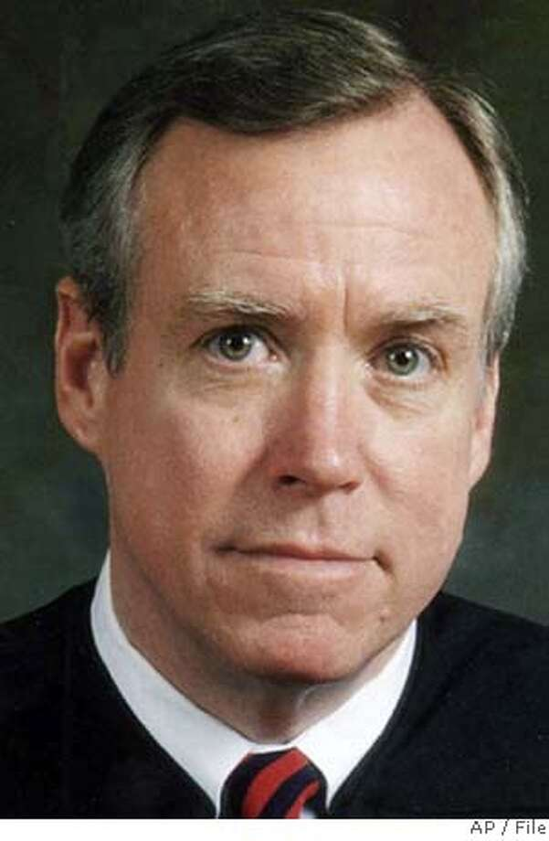 ** FILE ** This undated photo provided by the subject shows Michigan Appeals Judge William Murphy. Murphy says if a state law were enforced as written, adulterers could be charged under the section of the criminal code that prescribes life sentences for the worst rape cases. (AP Photo) ** ** PHOTO PROVIDED BY THE CANDIDATES Photo: AP