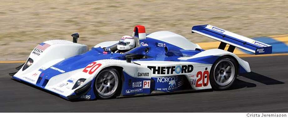 Andy Wallace Driving Dyson Racing Lola Won The Pole During Qualifying For  Sundayu0027s Grand Prix Of