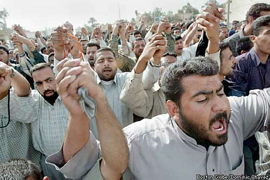 IRAQ Photo: Dominic Chavez