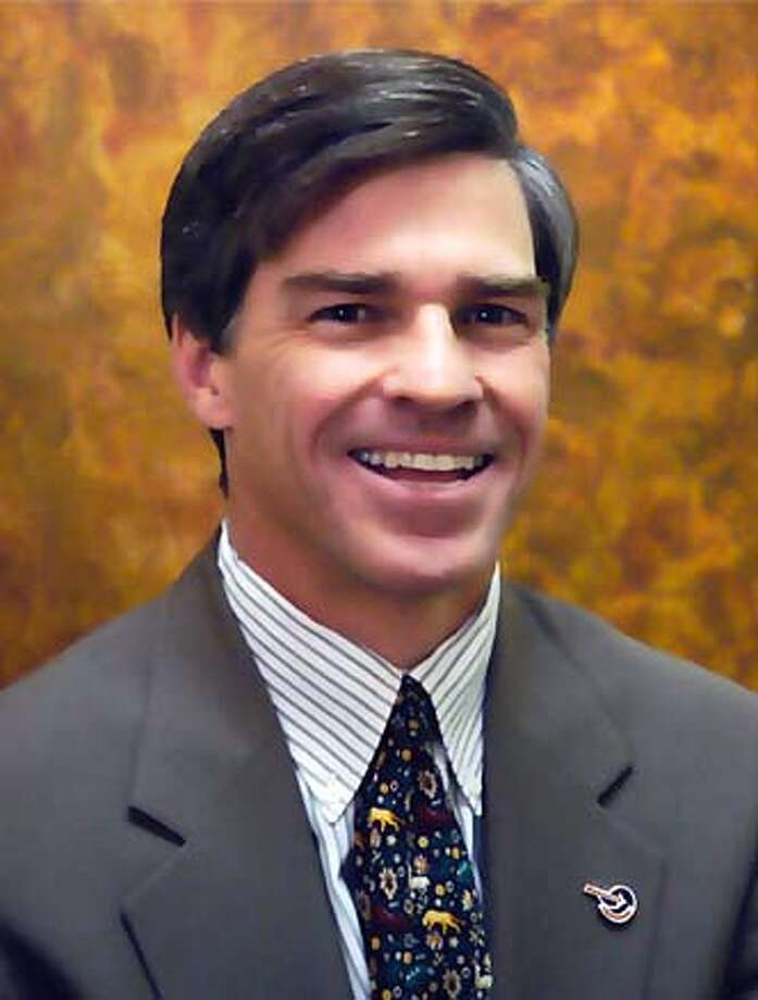 Photo of Richmond City Manager Bill Lindsay.