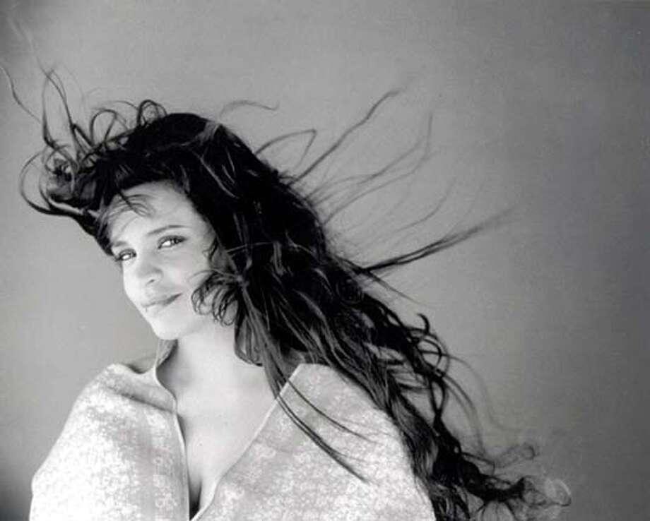French Tunisian singer Amina. HANDOUT PHOTO Photo: HANDOUT
