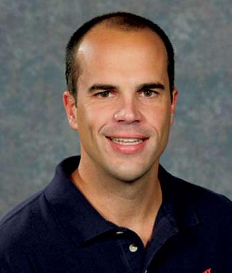 Eric Housen, Warriors equipment manager and travel secretary, 2007.  Credit: Handout Photo: Handout