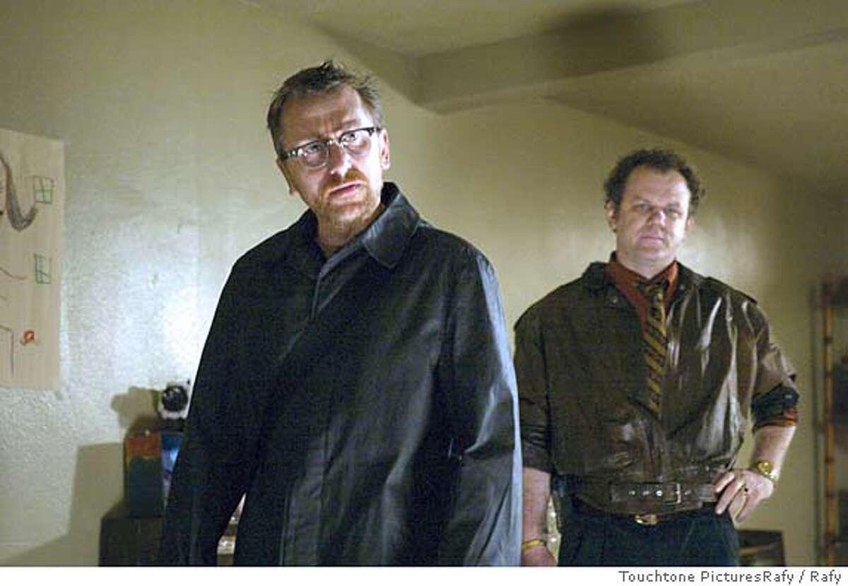 DARK08 Tim Roth, John C. Reilly in Dark Water. CR: Rafy/Touchtone Pictures