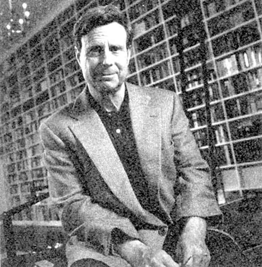 Author Mark Helprin.