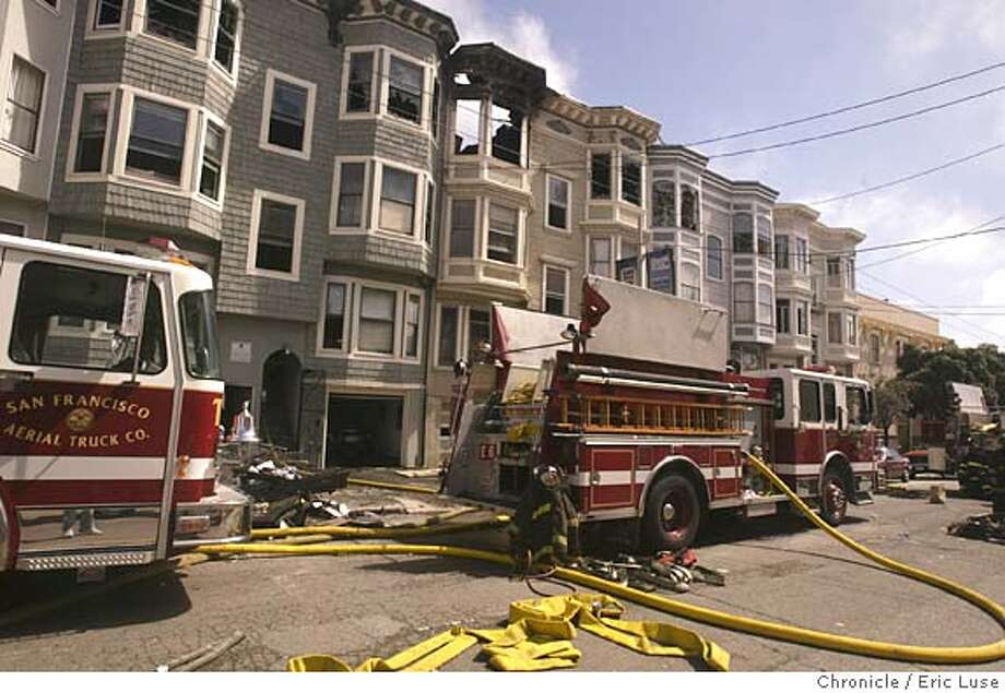 Jpg Five Alarm Fire Guts Several Apartment Buildings In The 3000 Block Of