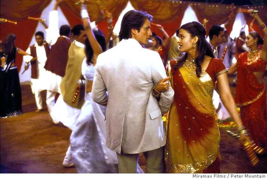 Martin Henderson & Aishwarya Rai star in Gurinder Chadha's BRIDE & PREJUDICE. Photo Credit: Peter Mountain/Courtesy of Miramax Films. Ran on: 02-06-2005  Tigger, Rabbit, Pooh and Piglet star in &quo;Pooh's Huffalump Movie,&quo; opening Friday at Bay Area theaters Photo: Peter Mountain/Courtesy Of Miram