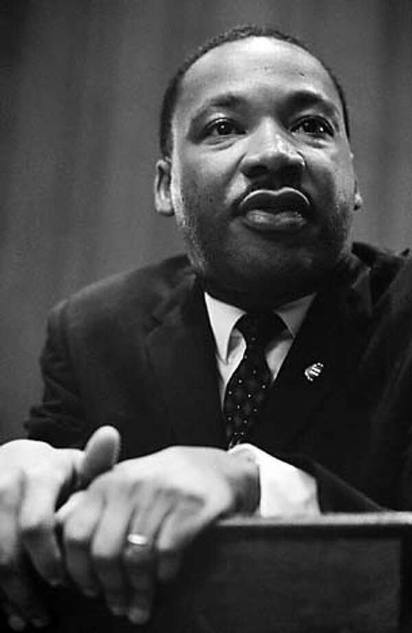 Martin Luther King Jr. Photo: Library Of Congress