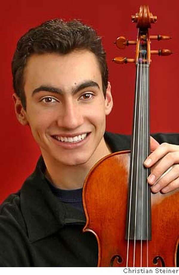 David Aaron Carpenter Photo Credit: Christian Steiner Photo: Christian Steiner