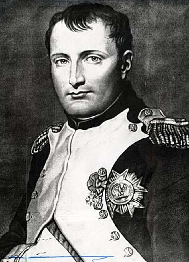 """Napoleon Bonaparte and 1200 men left the Isle of Elba to start up his 100 day conquest of France :: From """"Today in History"""""""