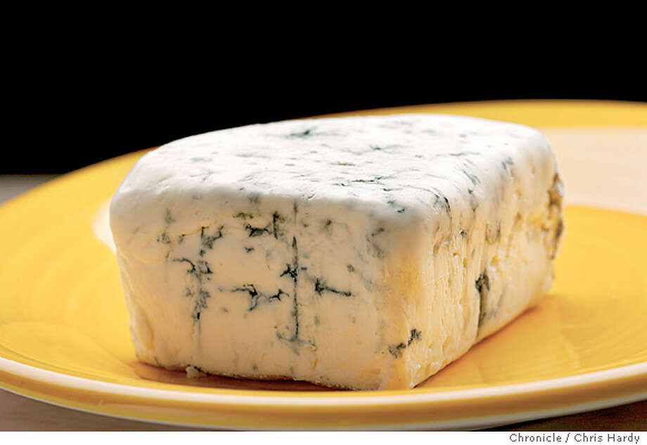 cheese30_ch_015.jpg  Maytag Blue cheese in San Francisco  6/2/05 Chris Hardy / San Francisco Chronicle Photo: Chris Hardy