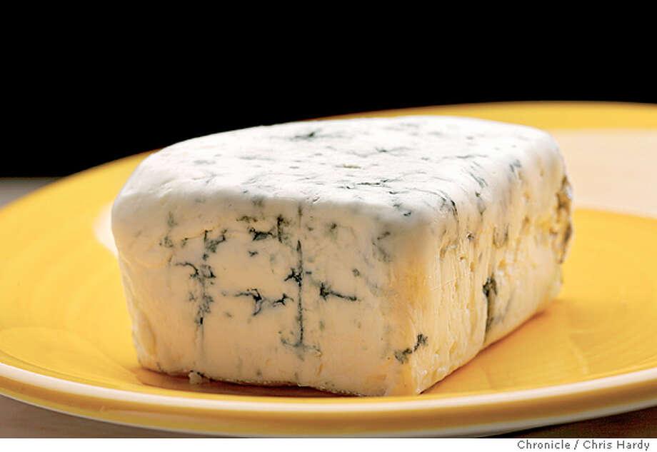 cheese30_ch_015.jpg  Maytag Blue cheese in San Francisco  6/2/05 Chris Hardy / San Francisco Chronicle Photo: Chris Hardy