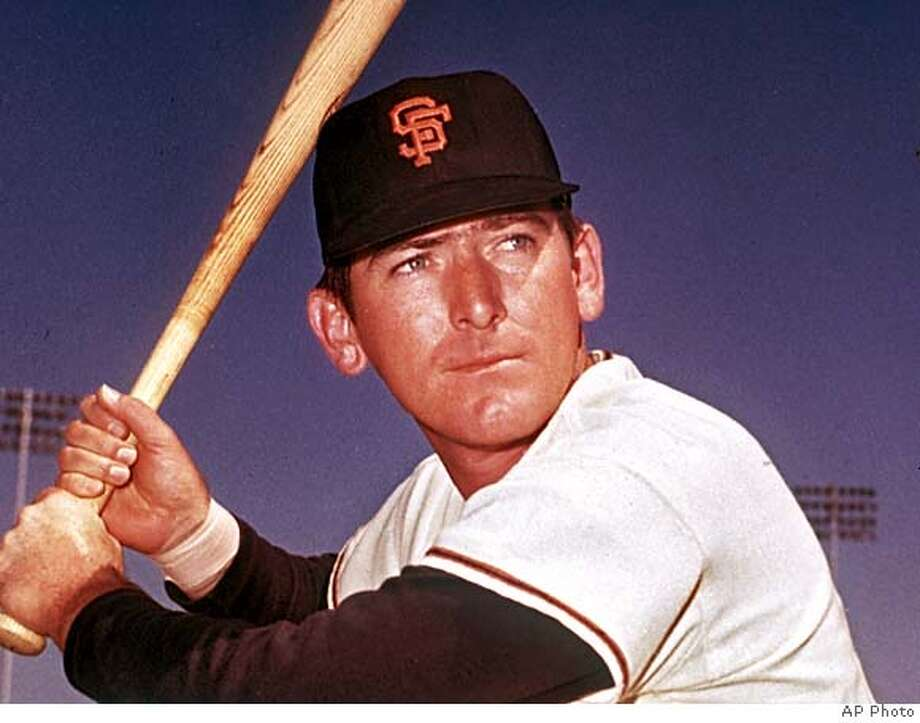 Dick Dietz 1941 2005 Mule Starred With 70 Giants