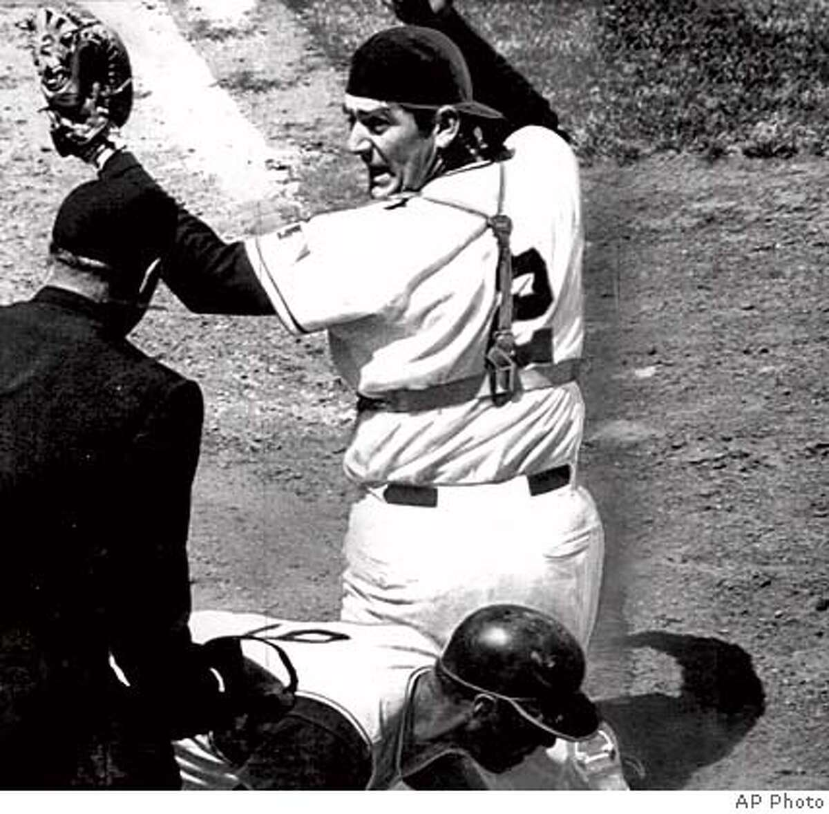 2 -- Giants' Dick Dietz Unnotable: JaMarcus Russell