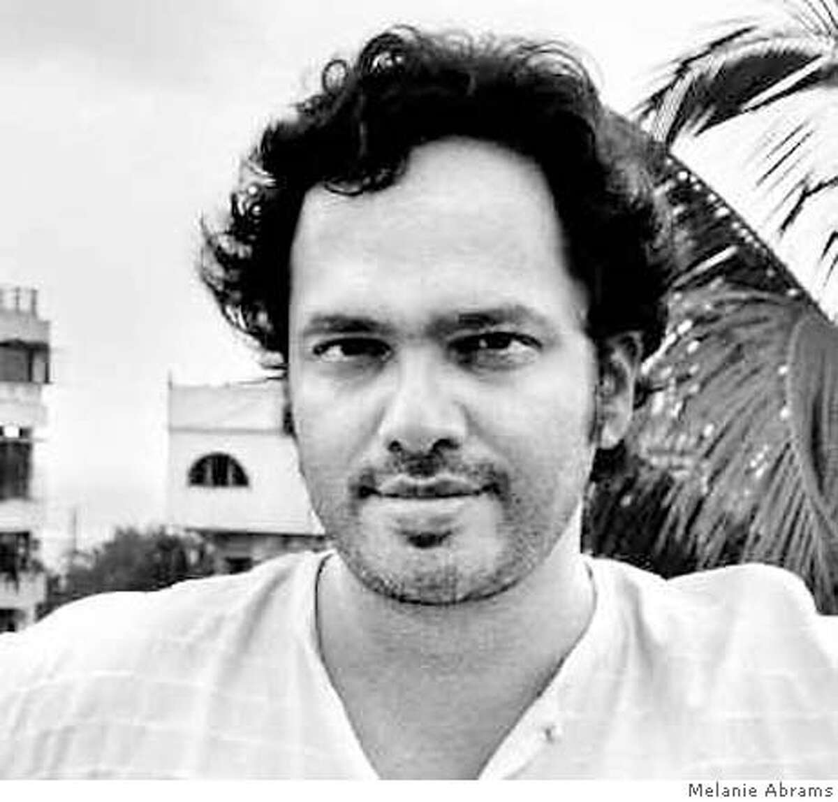 Vikram Chandra has a new book out called