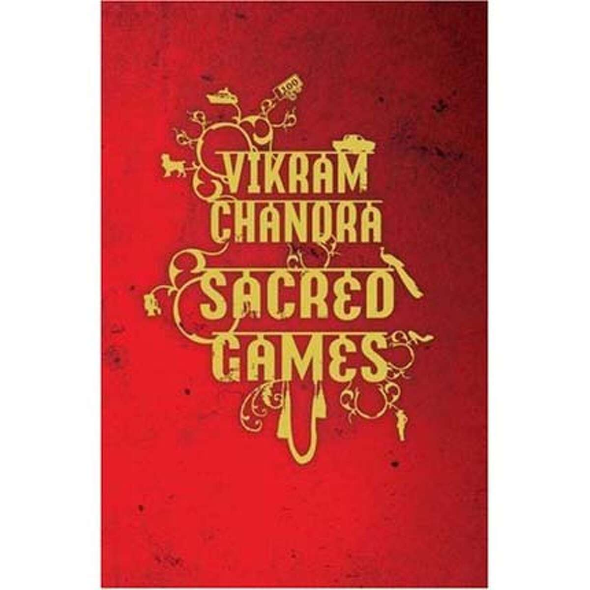 """Sacred Games"" by Vikram Chandra"