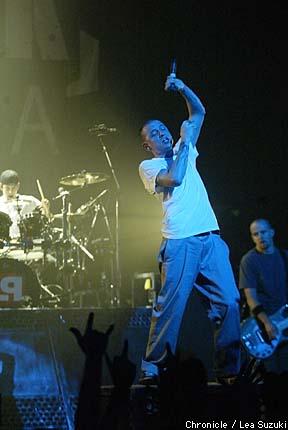 Linkin Park Shows Sensitive Side Sfgate