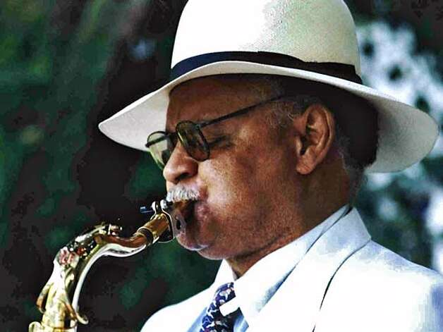 Photo of musician Plas Johnson. Photo: Handout