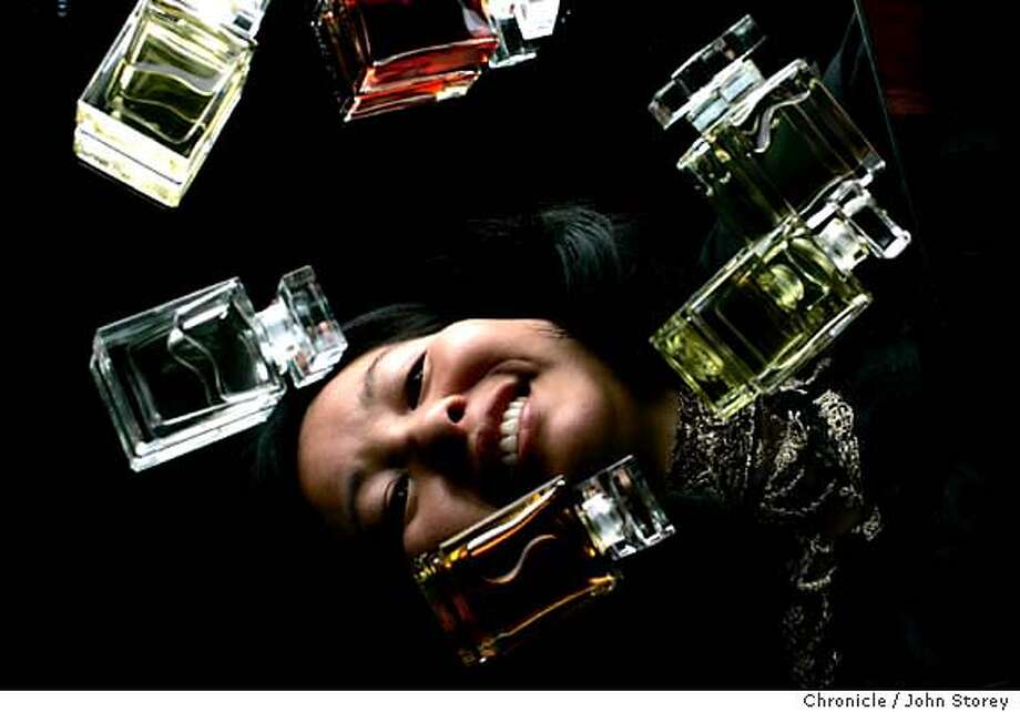 _P3H1126.JPG Perfumer Yosh Han makes custom perfumes for people. She is photographed in her home in San Francisco where she works. John Storey/The Chronicle MANDATORY CREDIT FOR PHOTOG AND SF CHRONICLE/ -MAGS OUT Photo: John Storey