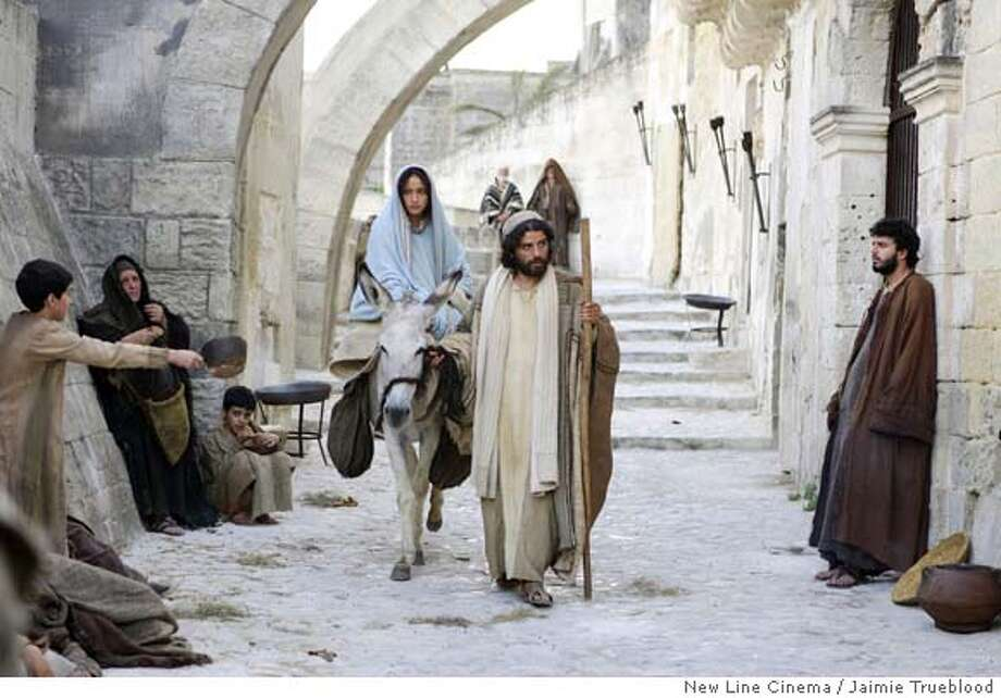 """""""The Nativity Story""""(2006)Total earnings: $46,432,364Starring: Keisha Castle-Hughes, Shohreh AghdashlooPlot: This film gives an in-depth look at the birth of Jesus, starting at the very beginning with Mary's divine assignment. Photo: JAIMIE TRUEBLOOD"""