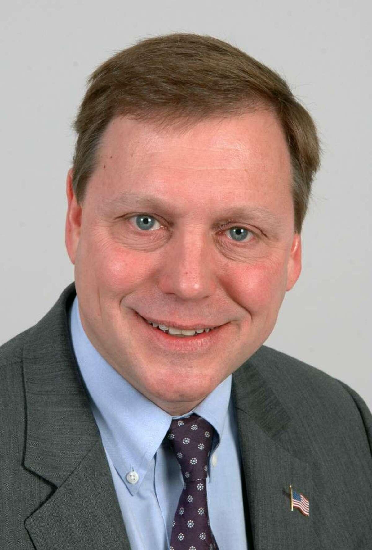 John Harkins, Republican candidate for Stratford Mayor October 14, 2009