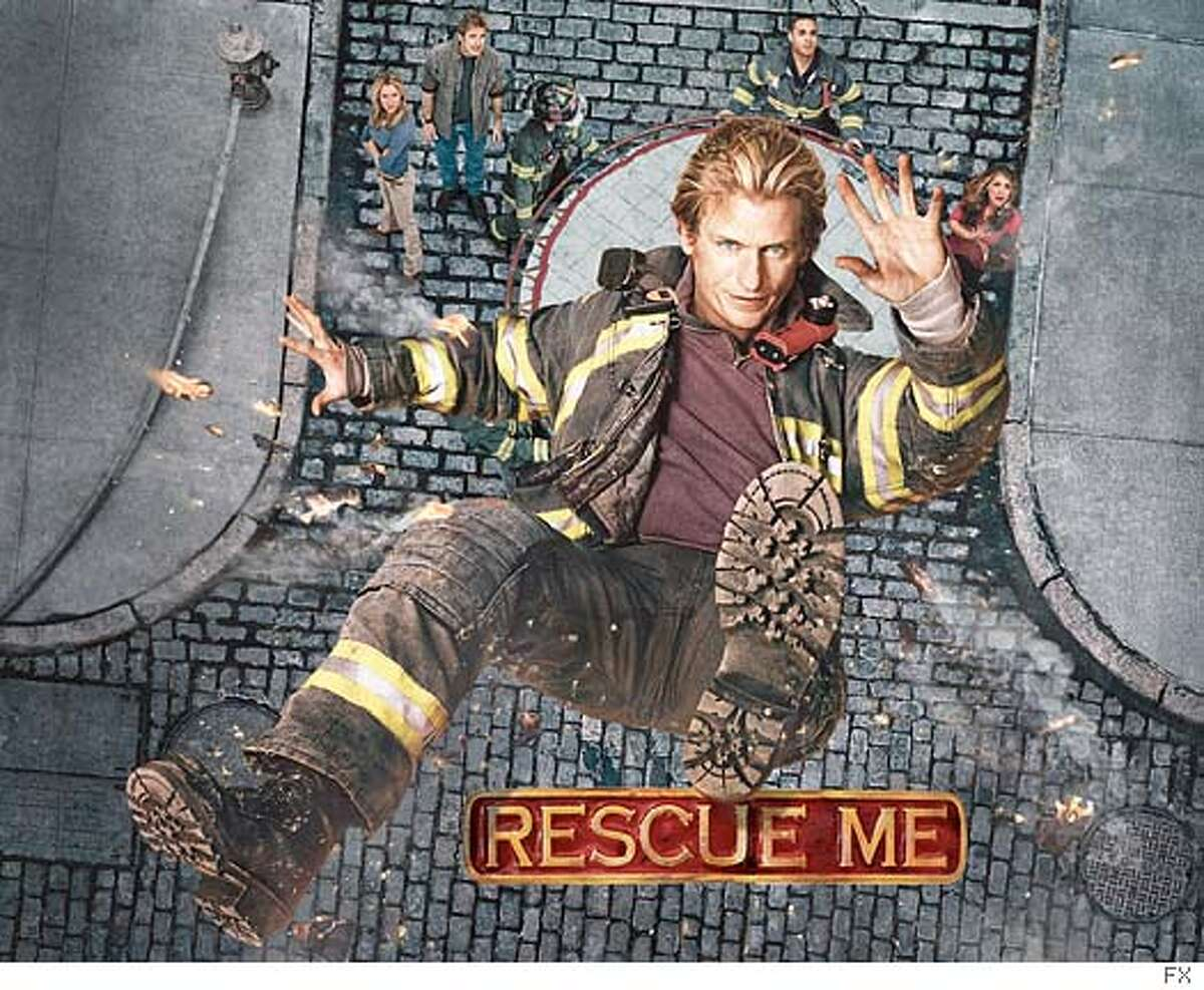 Dennis Leary in FX's Rescue Me