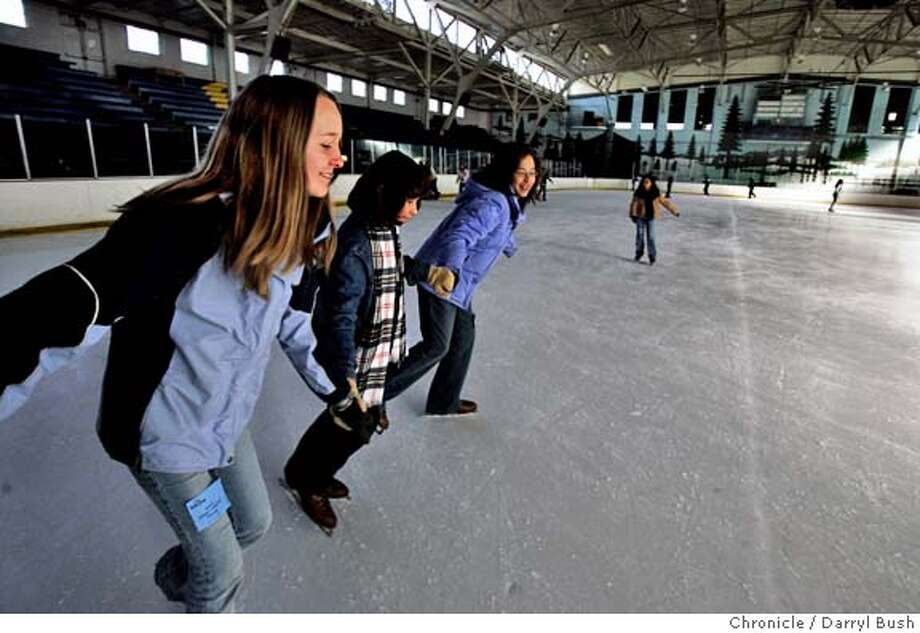Berkeley City Calls Ice Rink Cooling System A Hazard To Life
