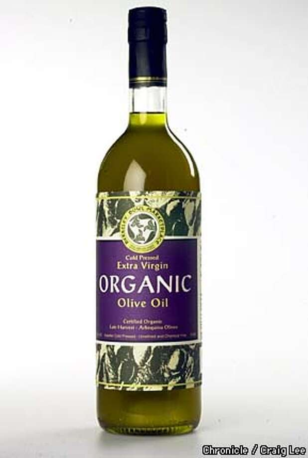 Olive oil.  Photo by Craig Lee/San Francisco Chronicle Photo: CRAIG LEE