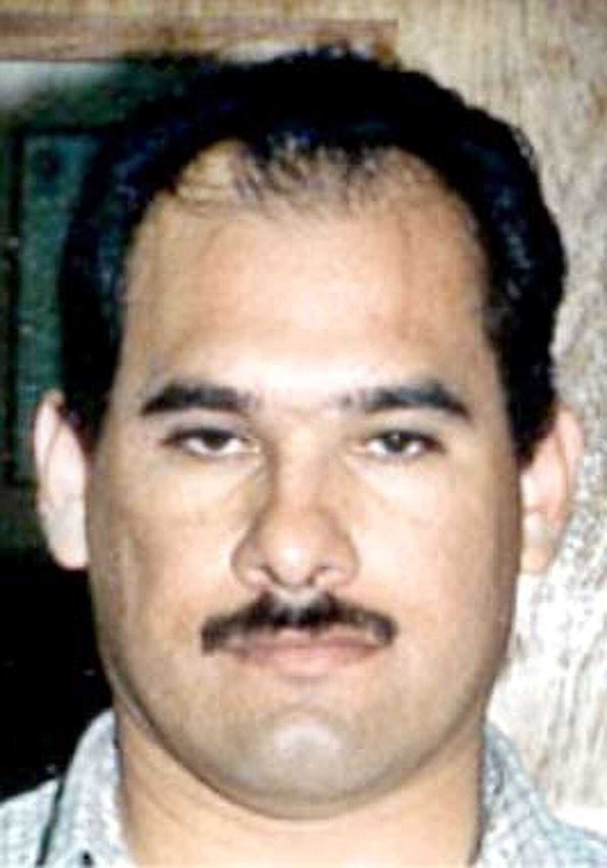 This is an undated handout photo of suspected drug lord Osiel Cardenas. Cardenas was arrested Friday, March 14, 2003 after a shootout with Mexican soldiers in the border city of Matamoros. (AP Photo/PGR, Attorney General's Office)