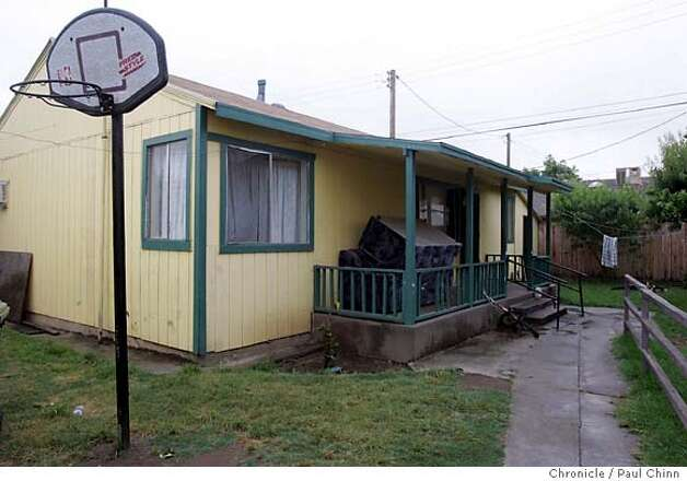 Terror suspect Hamid Hayat lives in this small home with his father Umer in a quiet Lodi neighborhood. Photo: PAUL CHINN
