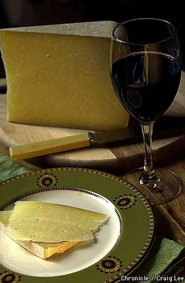 Matos St. George cheese. Styled by Ethel Brennan.  Photo by Craig Lee/San Francisco Chronicle Photo: CRAIG LEE