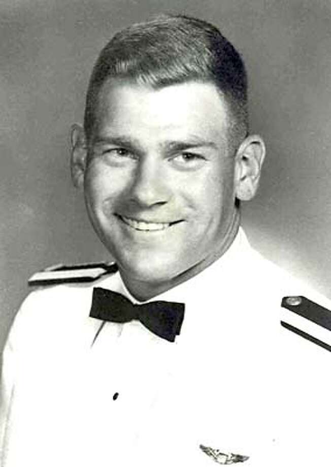 Air Force first lieutenant Lee Aaron �Larry� Adams, 27, of Willits.