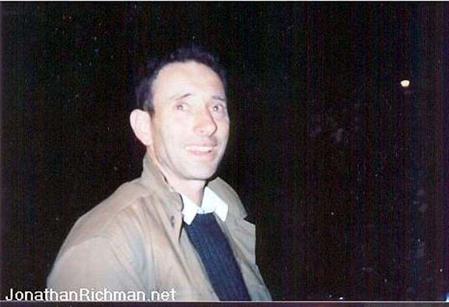 Jonathan Richman Photo: Jonathanrichman.net