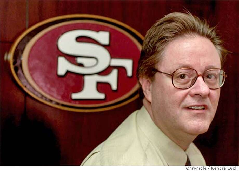 49ERS YORK 1-C-30NOV99-SP-KL--John C. York, Vice President of the San Francisco 49ers at the 49ers headquarters in Santa Clara. BY KENDRA LUCK/SAN FRANCISCO CHRONICLE Ran on: 12-26-2004  John York and the 49ers have a payroll $19 million less than the league average. The trend started when {hellip} CAT Photo: KENDRA LUCK