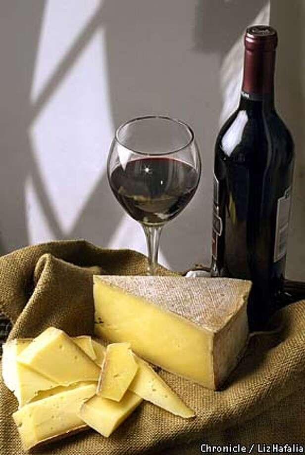 Abondance cheese. (STYLED BY NOEL AVINCULA/PHOTOGRAPHED BY LIZ HAFALIA/THE SAN FRANCISCO CHRONICLE) Photo: LIZ HAFALIA