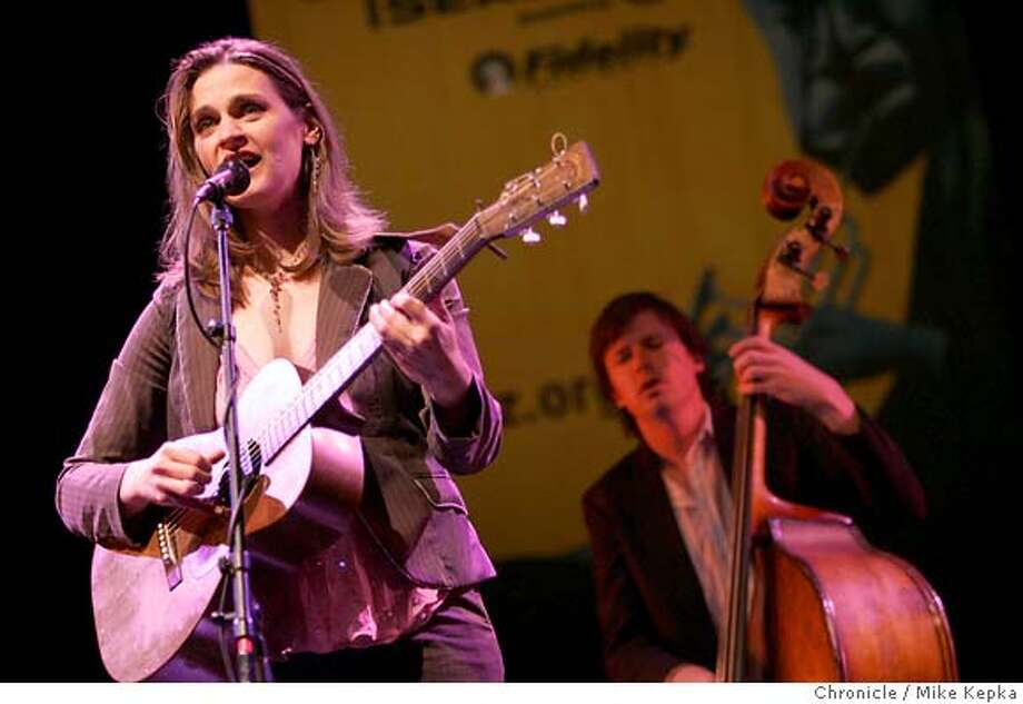peyroux009_mk.jpg Madeleine Peyroux performs at the Palace of Find of Arts. 5/20/05 Mike Kepka / The Chronicle MANDATORY CREDIT FOR PHOTOG AND SF CHRONICLE/ -MAGS OUT Photo: Mike Kepka