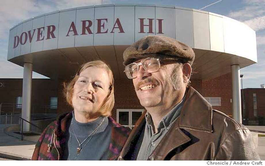 In October, Carol and Jeff Brown, of Dover, Pa., voted against incorporating the concept of intelligent design into Dover Area High School's biology classes. The Browns resigned from the Dover Area School Board after the measure passed. The teaching of intelligent design holds that the universe is so complex that it must have been created by an unspecified higher power.