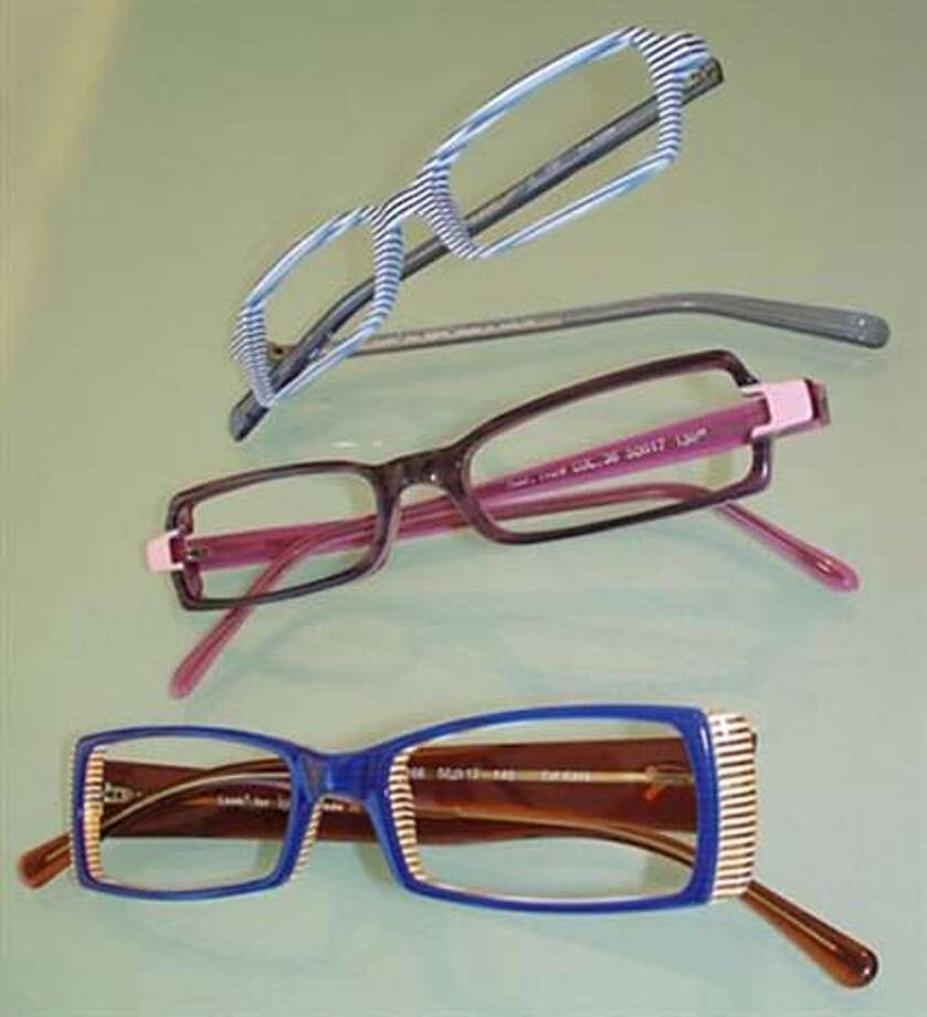 Bjorn eyewear  HANDOUT Living#Living#Chronicle#11/28/2004#ALL#Advance#M1#0422475890