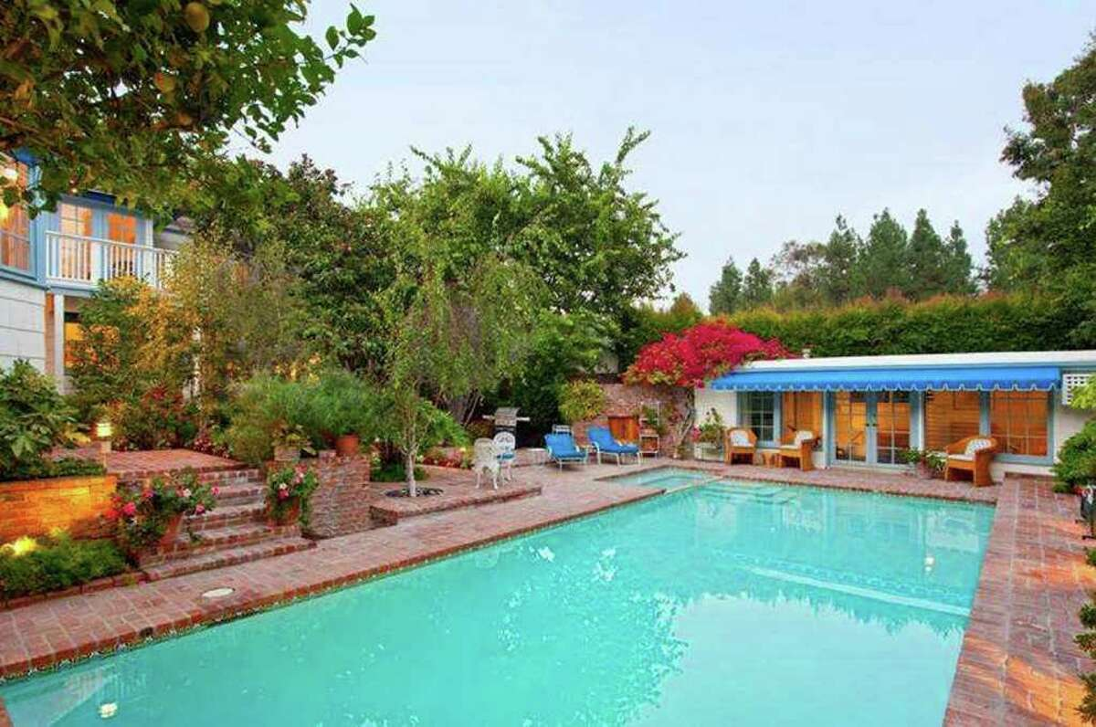 The Westwood-area home in Los Angeles, Calif., that actor Leonard Nimoy bought with his first wife, Sandra Zober, has sold for $1.95 million.