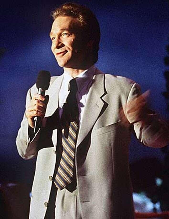 : Bill Maher, ABC ALSO RAN 5/9/02 Photo: HO