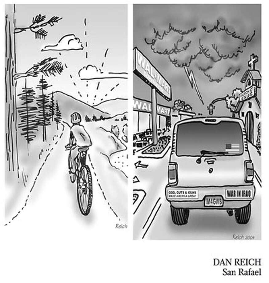 Dan Reich, San Rafael