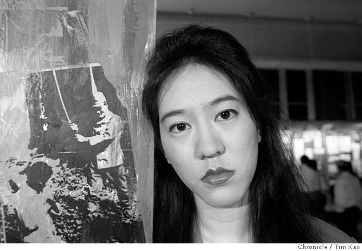 NANKING-01/B/19JULY98/SC/TK=Iris Chang, author of