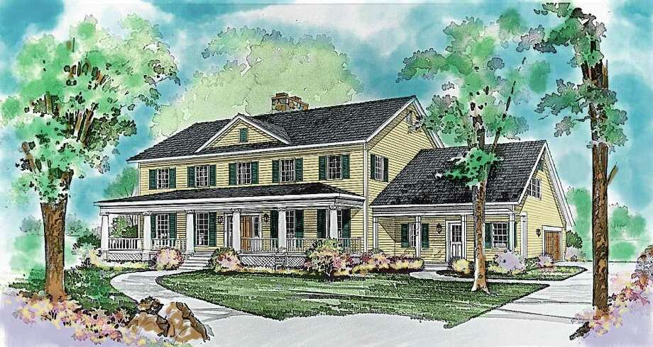 Plantation styled home full of charm san antonio express for Hanley wood house plans