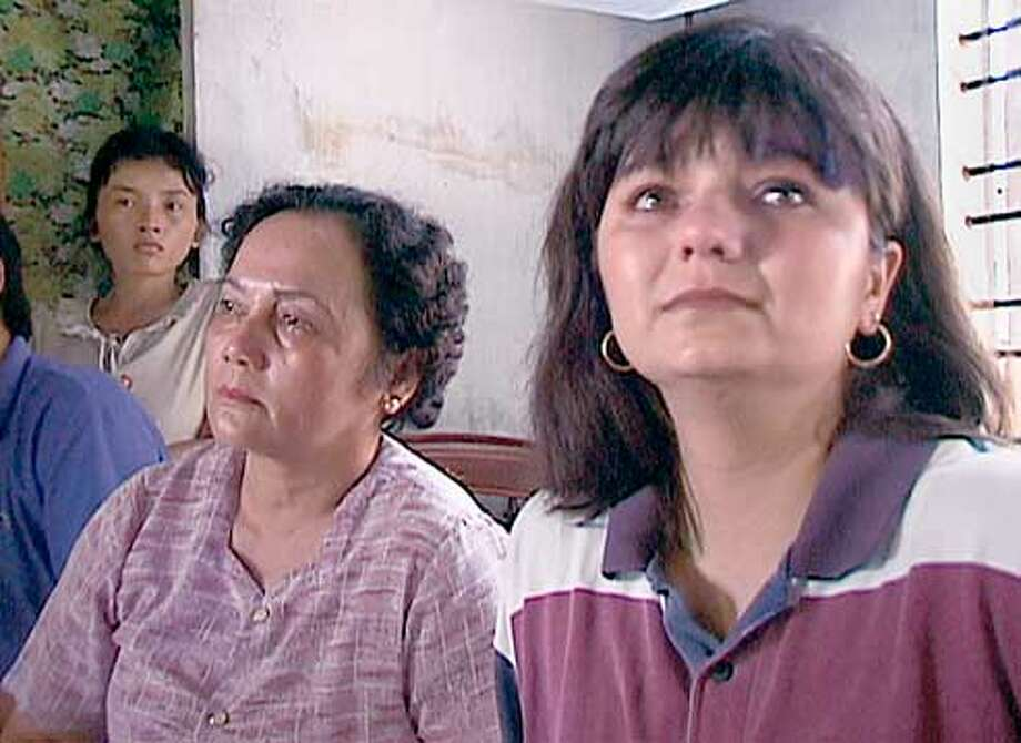 """Daughter From Danang's"" Heidi Bub, right, and mother Mai Thi Kim."