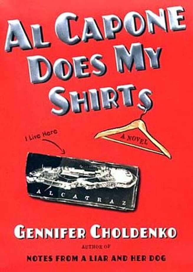 """""""Al Capone Does My Shirts"""" by Gennifer Choldenko"""